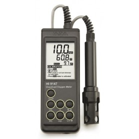 Oxymètre portatif étanche HI9147