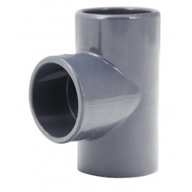 Raccord en Té PVC