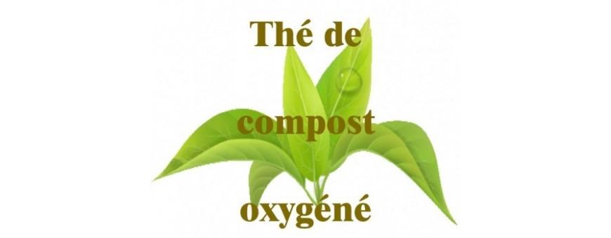 Matériel pour Thé de compost oxygéné (TCO)