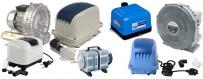 Pompes à air pour Thé de Compost Oxygéné - L'Atlantide, Aération pour TCO