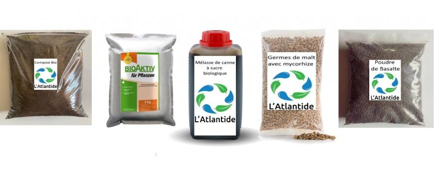 Packs & Ingrédients pour TCO - L'Atlantide