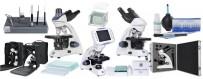 Microscope - L'Atlantide, Matériel pour Thé de Compost Oxygéné (TCO)