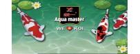 Aqua Master - L'Atlantide, Nourriture carpe koi