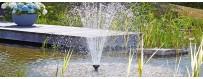 Jet d'eau pour bassin, Aménagement de Bassin
