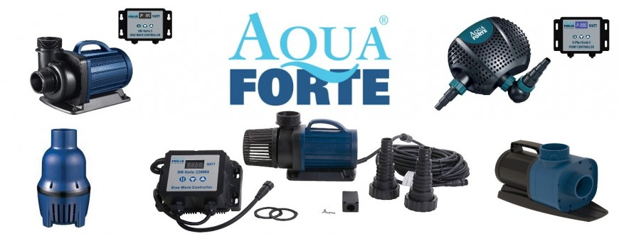 Pompe AquaForte - L'Atlantide